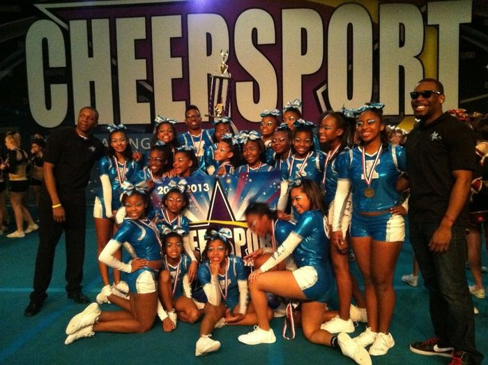 My Team!! I LOVE YALL!!!