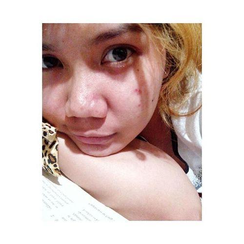 Closeeeeeeeerr... :') Happy Asiangirl Blonde Nofilter Nomakeuplook Pimplescar Nothingtodohere Mondaymorning ThoseEyesTho Chubbycheeks Day48 100daysofhappinesschallenge