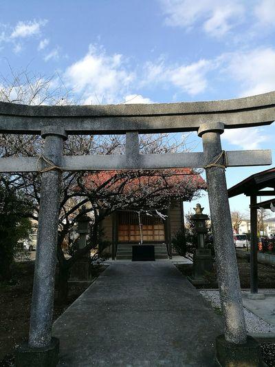 Hi! beautiful shrine