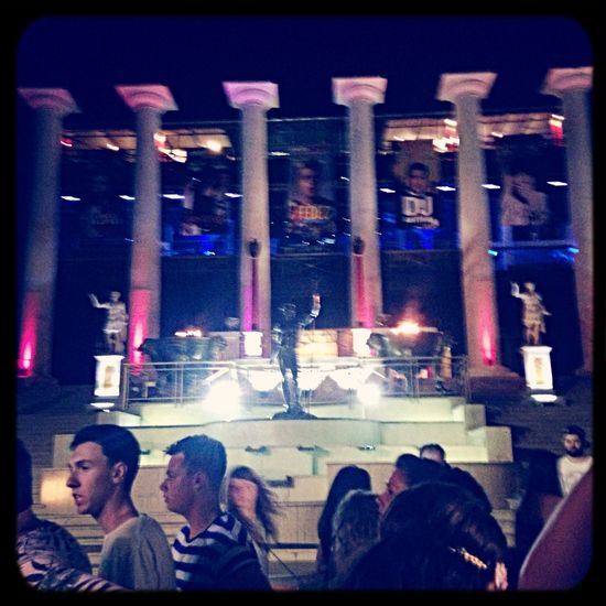 Party Dj Set Drinks Music Fun relax dancing baia imperiale summer 2014
