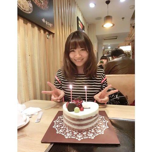 24? Birthday Gift Horse Wemonsday china beijing happybirthday 24 instamood 생일축하해 생일 축하해 生日 生日快乐 squaready