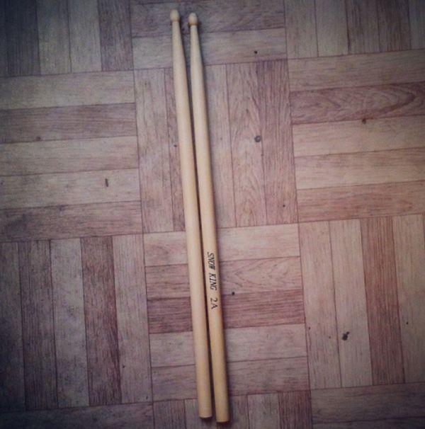 I like it :з Music Drumsticks