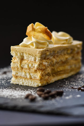 Macro Photography Nikon Baked Cake Close-up Dessert Food Food And Drink Foodphotography Freshness Indoors  Nikonphotography Ready-to-eat Selective Focus SLICE Still Life Sweet Sweet Food