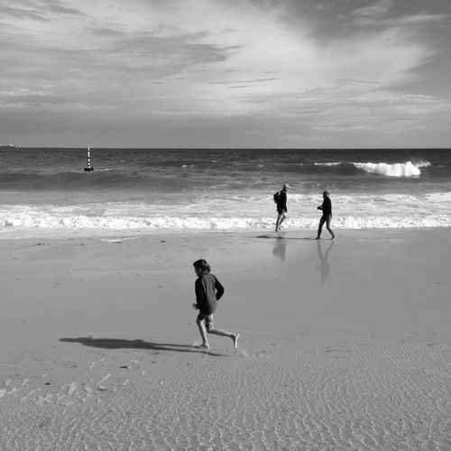 Surf's Up Girl Surfer Shootermag_australia Blackandwhite Love TheMinimals (less Edit Juxt Photography) AMPt_ Community Blackandwhite Photography