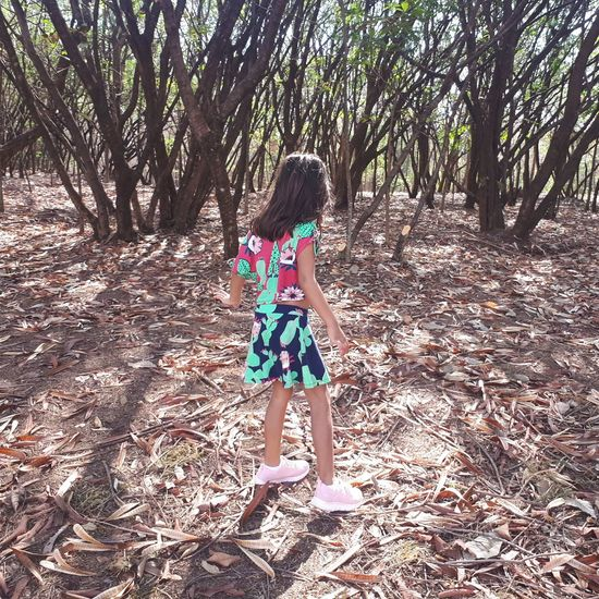 Tree Child Full Length Childhood Girls Children Slide Focus On Shadow Kid Young Little Personality  Shadow Only Girls Single Parent