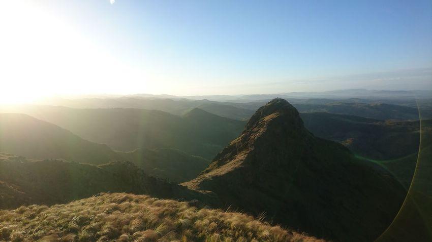 Cerro Pelado #Nature  #photography #Costa Rica #HighLife #High #sky #Mountain #Sunrise