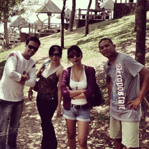 Foursome!lol ???? Picnicgrove Tagaytaycity Summer