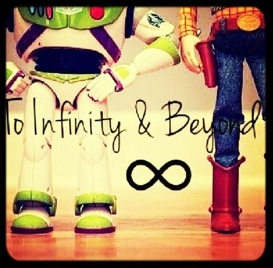 Me And You Too Infinity And Beyond