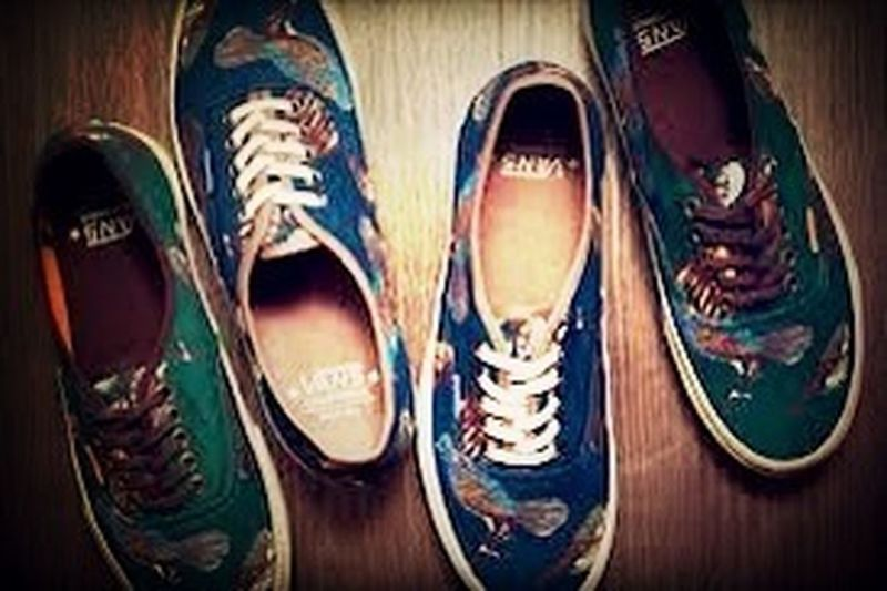 Those vans are sick
