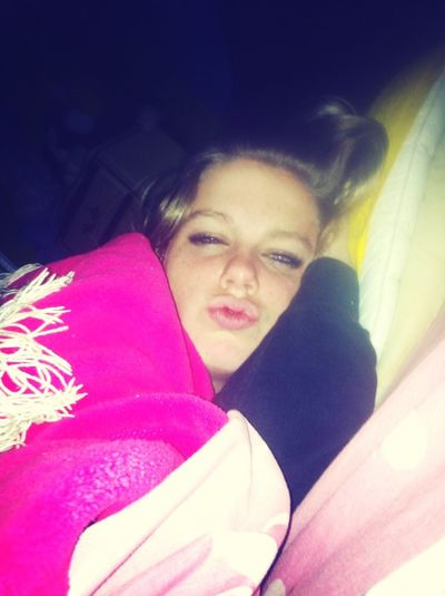 Cold outside=in bed wrapped up