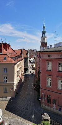 Poznań Poland City Cityscape Politics And Government Sky Architecture Building Exterior Built Structure