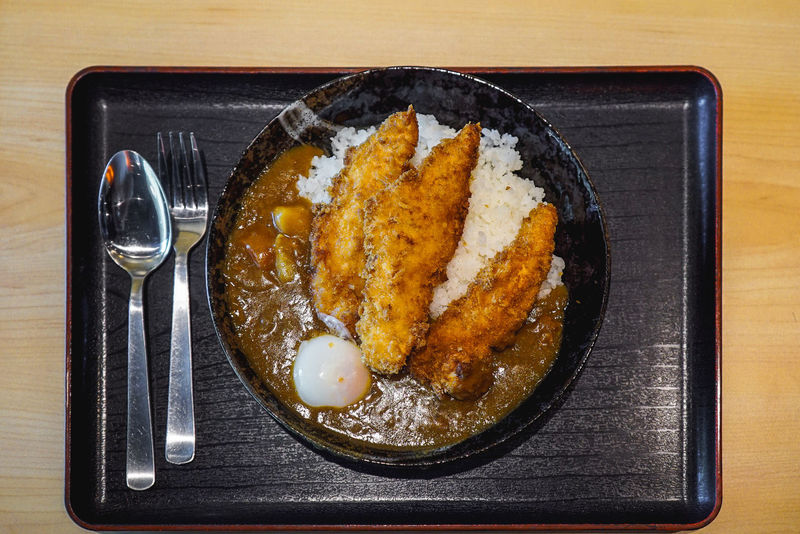 Japanese Curry Rice Japanese Food Japanese Curry Curry Food Rice Bowl Chicken Tenders
