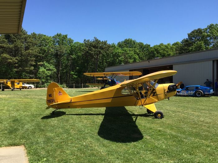 Bayport Aerodrome event today. Bayport Flying Aviation Biplane Check This Out