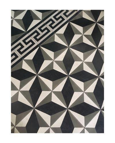 Mosaico hidráulico, Pattern Full Frame Day Alentejo Tradition