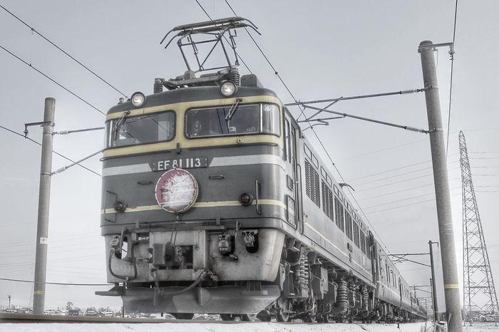 トワイライトエクスプレス 鉄道