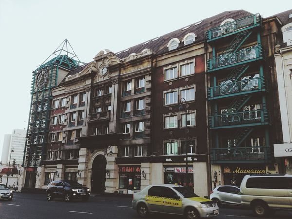 Vladivostok 🏢 City Russia