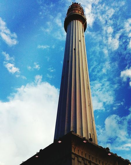 Shahid Minar Historical Monuments History Architecture Picoftheday Sky And Clouds Closeupshot Mobilephotography