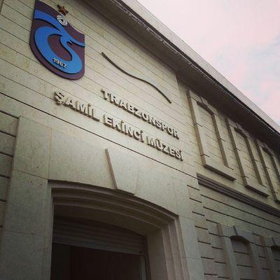 Gitmeden olmaz Trabzonspor Müze
