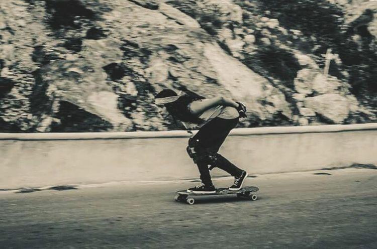 Dogtown Z Boys Skatelife Mazatlan Lifestyles Mexico Downhill/ Freeride Longboard Extreme Sports Activity Longboardgirl