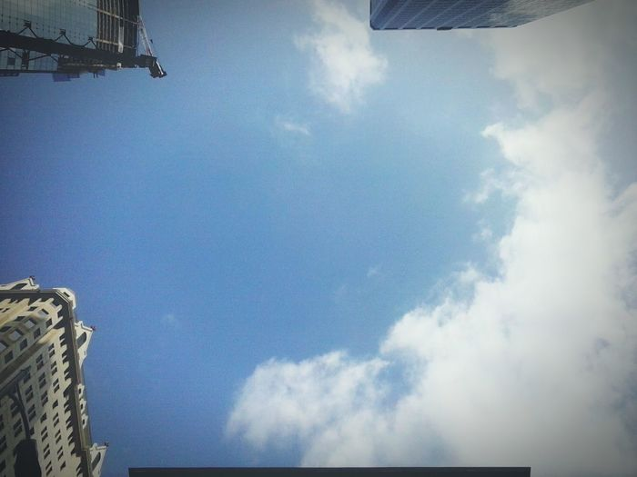 Up Close Street Photography Getty&eyeem Sky EyeEm X Getty Images Los Angeles Downtown Clouds And Sky Taking Photos