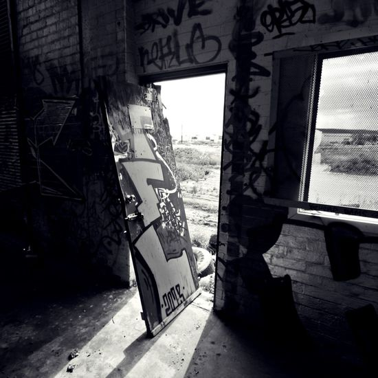 in thru the out door. Abandoned Places Urbexexploring Derelict Graffiti