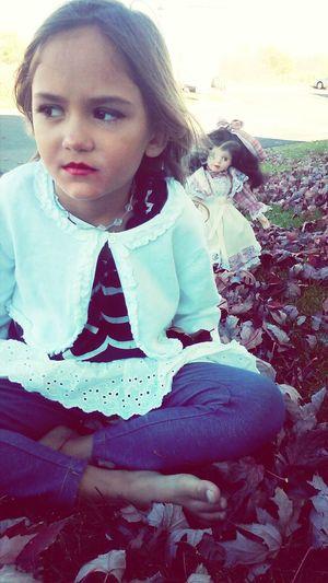 Come back.. i miss you. Doll Creepy Strange Love Little Girl