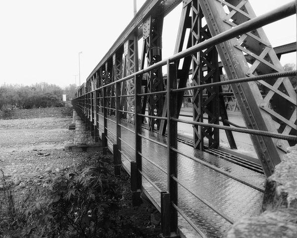 Enjoying Life Taking Photos Bridge - Man Made Structure Bridge View First Eyeem Photo Blackandwhite Blackandwhite Photography Black & White Salta, Argentina