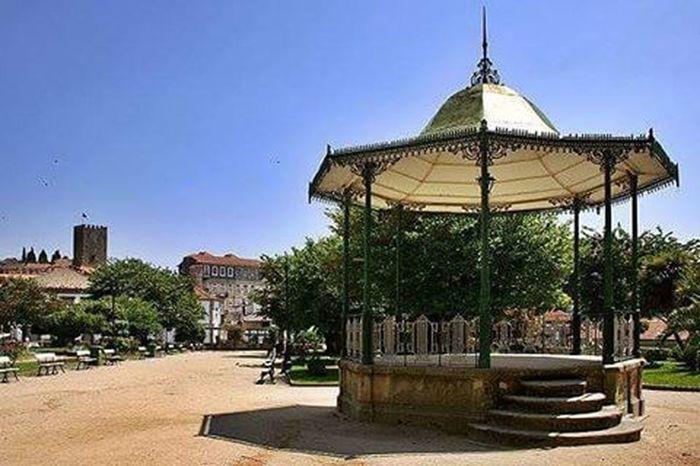 Portugal Lamego Sun Castle Garden