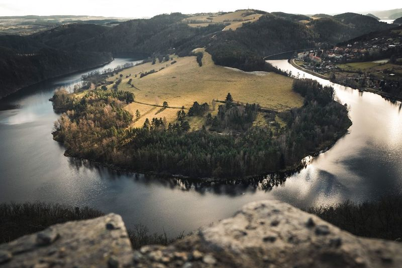 Czech republic Beautiful Beautiful Nature Travel Adventure Explore River Czech Republic Landscape View Water River Nature Beauty In Nature Day Scenics Outdoors Tree Landscape Mountain
