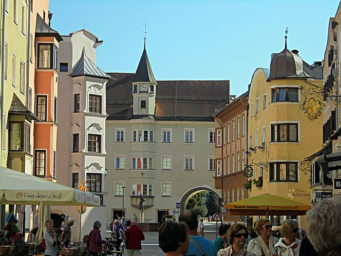 Rattenberg Austria ❤ Architecture Building Exterior IlloveTirol Streetphotography Cityview Streetview Colorful Old Town City Life