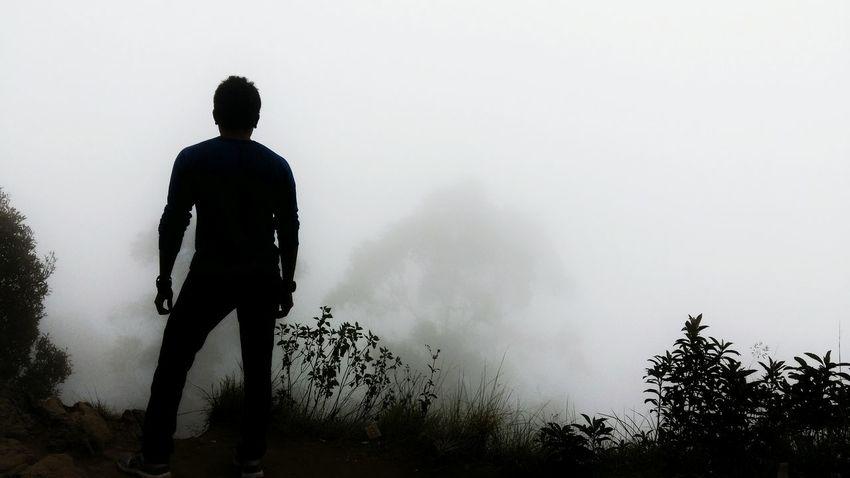 Breathing Fog Fogg Perfect View Travel Shadows & Lights Incredible India Tamilnadu This Week On Eyeem EyeEm Gallery GreatWeather Sillhouette Showcase March Black And White