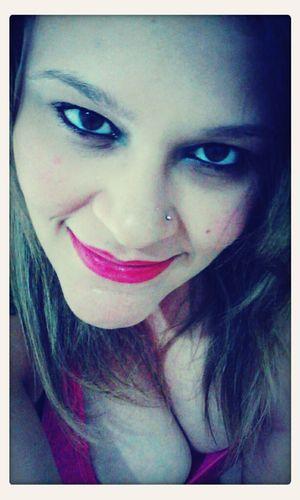 Make Up Red Vida E Assim Vamos Seguindo Em Frente