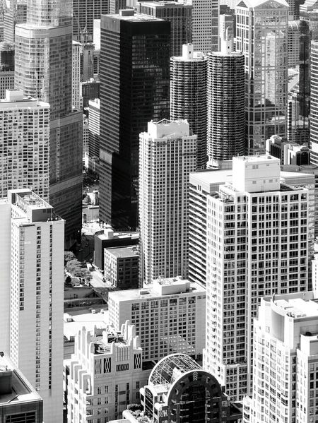 The Architect - 2016 EyeEm Awards Skyscrapers Chicago Architecture Chicago Building Aerial Photography Skyline Towers Beautifully Organized The Graphic City