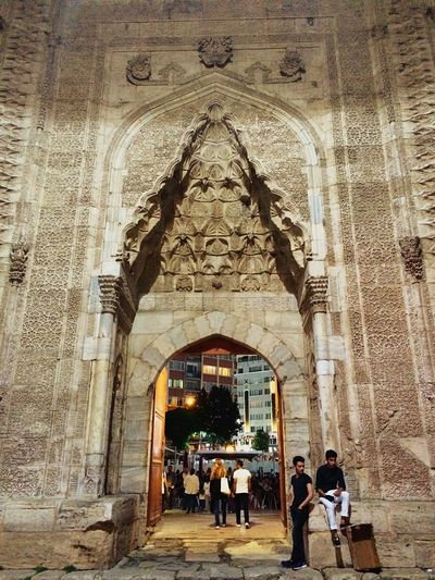 Walking Around Architecture Historical Building Historical Selçuk Sivas ArtWork Islamic Ottoman