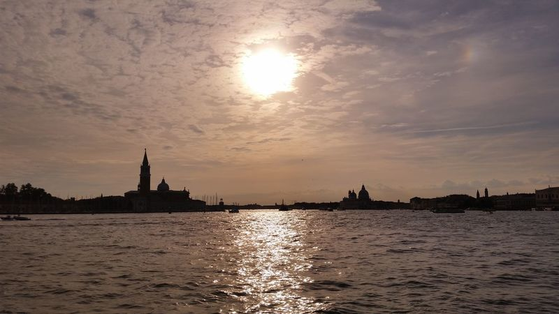 See The World Sea And Sky Summertime Italy Nofilter#noedit Nofilter Samsungphotography Samsung Galaxy S5 Architecture Architecturelovers Sun See The World Through My Eyes Venice, Italy