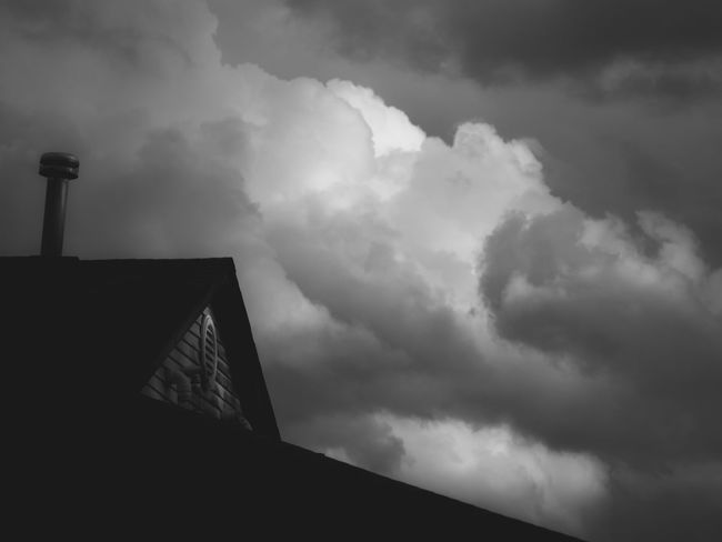 Black And White Sky And Clouds Light And Shadow black and -lodge