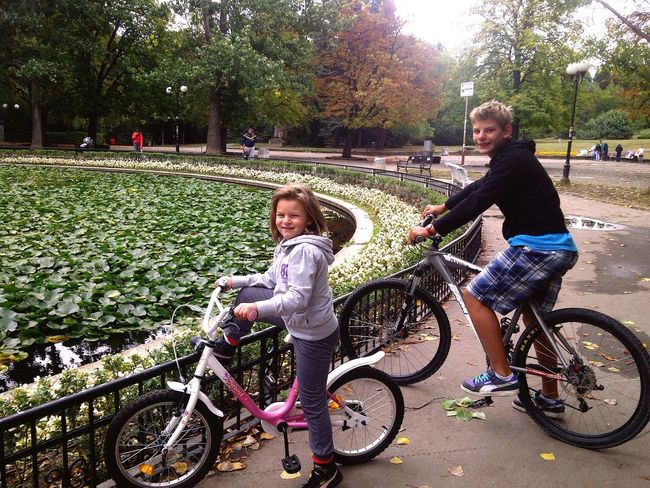 Urban Sports Kids Park Bicycle Garden