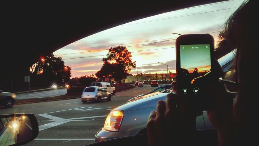 Sunsetception