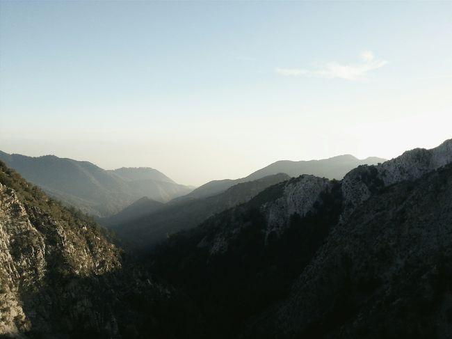 Low Range II • San Gabriel Mountains Landscape Mountains Fltrlive Vscocam