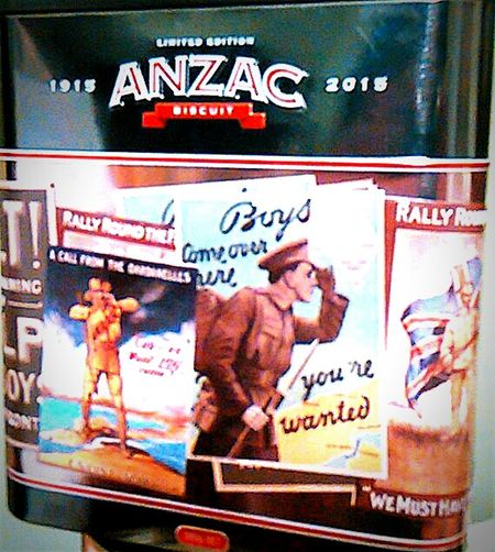 ANZAC Lest We Forget The ANZACS Australia Tin Collection Metaltins Collectable Items Collectables Metaltin LEST WE FORGET The ANZACS Tincollection Metal Tins Tins Metal Tin Taking Photos Lestweforget 1915-2015 Anzac Spirit Anzacs Anzac Day Tin Gone But Not Forgotten War Memories April 2015 25 Aprile