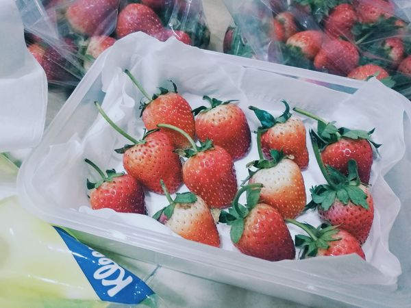 Strawberry Fruit Healthy Eating Strawberries Strawberries ♡