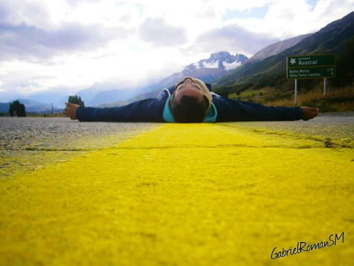Carretera Austral Naturaleza Mochileando Patagonia Chilena Relaxing Enjoying Life Meditation
