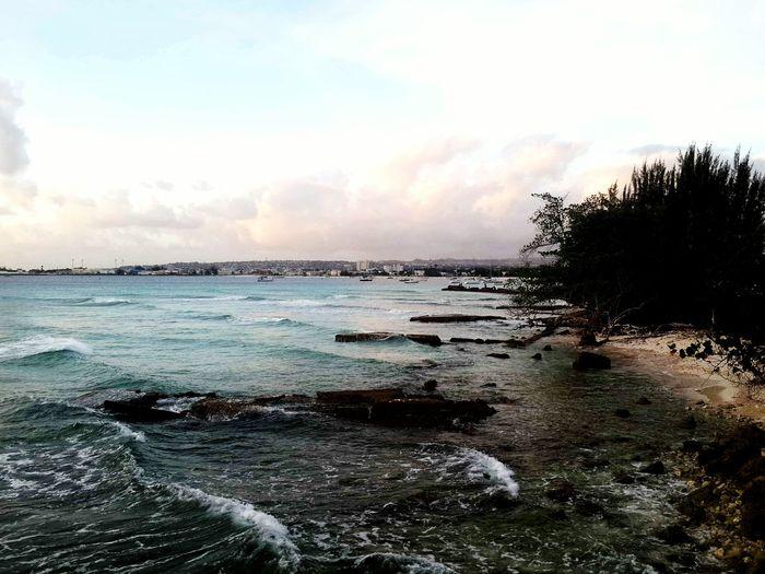 Islandlife Sea Beach Life Sunset