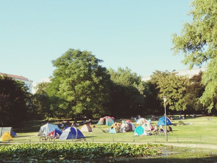 Occupy Weinbergspark