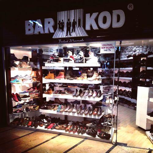 Barkod Shoes Man Fashion . Yenisezon