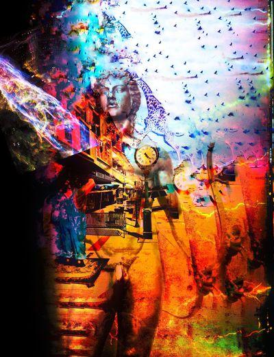 Apollo God of Wonders Creativity Art And Craft God Beauty Imagination Multi Colored Wonder Wonderland Arts Culture And Entertainment Miracles Gods Art Gods Beauty Miracles Happen, Just Believe Art Apollo