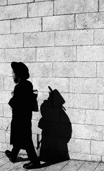 🎵Perfidia - The Shadows 🎵 Travel Destinations Travel Blackandwhite Black And White Jewish Jerusalem Israel Haredi Palestine Hebrew Travel Destinations EyeEm Best Shots EyeEm Best Shots Focus On Shadow Streetwise Photography The Art Of Street Photography