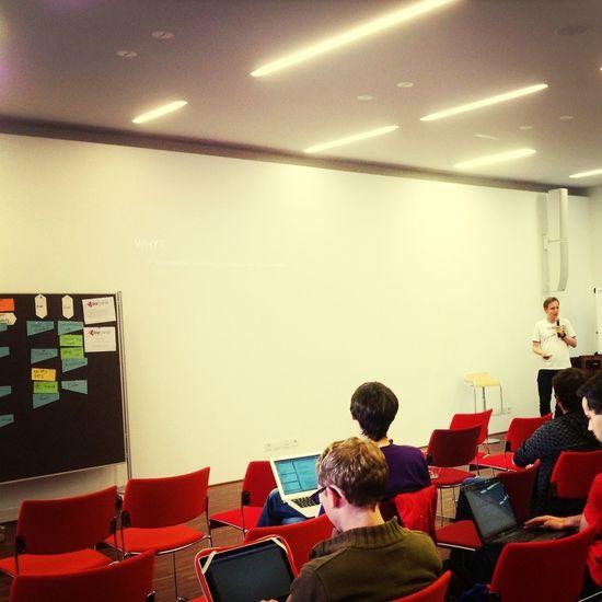 Auf dem Barcamp Salzburg - Aktuell: Reverse Engineering von Software