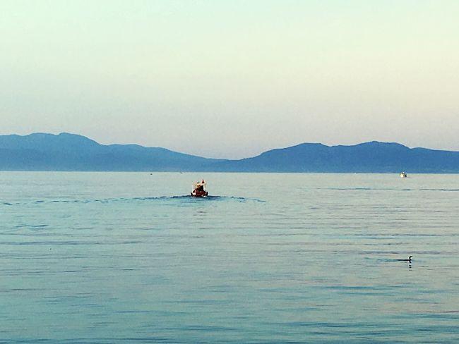 Water Sea Seascape