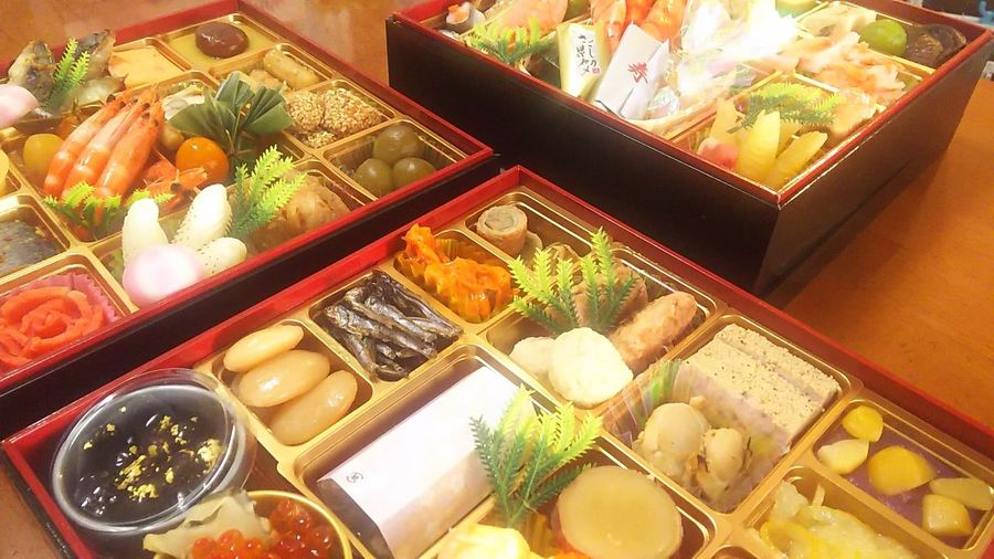 """Food Osechi Japanese Oshogatsu Japanese Cuisine Japanese Dishes Japanese Food Japanese cuisine """"Osechi"""", which people eat in the New Year."""
